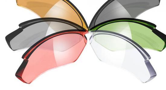 Sluneční dioptrické brýle